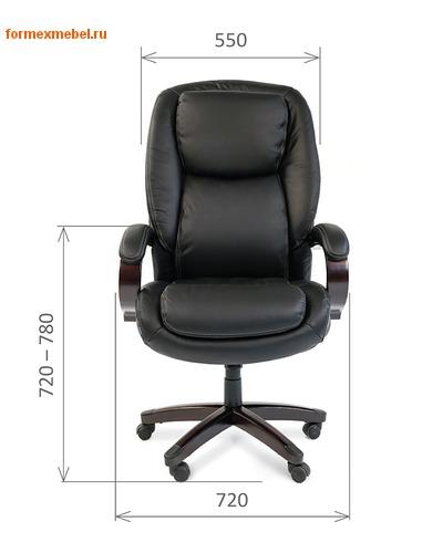 Кресло руководителя Chairman CH-408 (фото, вид 2)