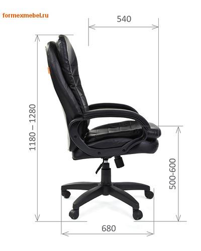 Компьютерное кресло Chairman CH-795LT (фото, вид 5)