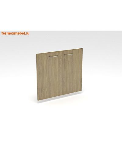 Дверь ЛДСП ЭКСПРО PUBLIC P-010 Двери низкие (фото, вид 1)