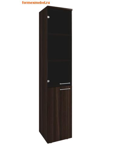 Шкаф для документов KB209п/KB210 лев, шкаф узкий со стеклом правый/левый (фото, вид 1)