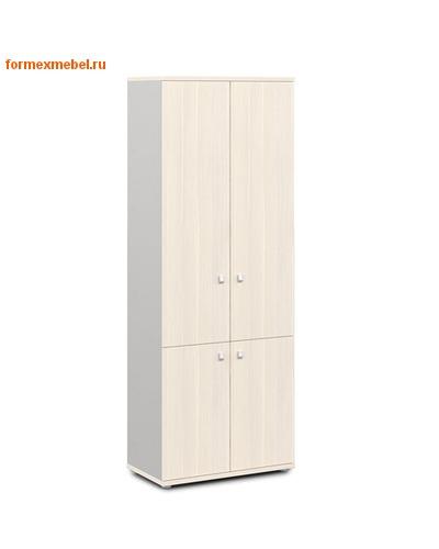 Шкаф для документов ЭКСПРО V-602 закрытый, 4 двери (фото, вид 1)