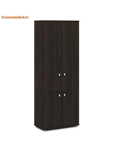 Шкаф для документов ЭКСПРО V-602 закрытый, 4 двери (фото, вид 3)