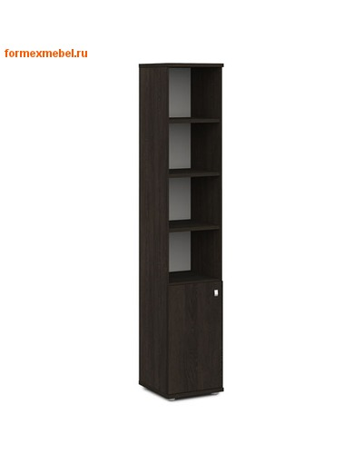 Шкаф для документов ЭКСПРО V-503лев./прав. узкий полуоткрытый (фото, вид 3)