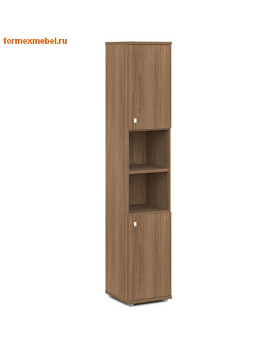Шкаф для документов ЭКСПРО V-504 узкий полузакрытый (фото, вид 2)