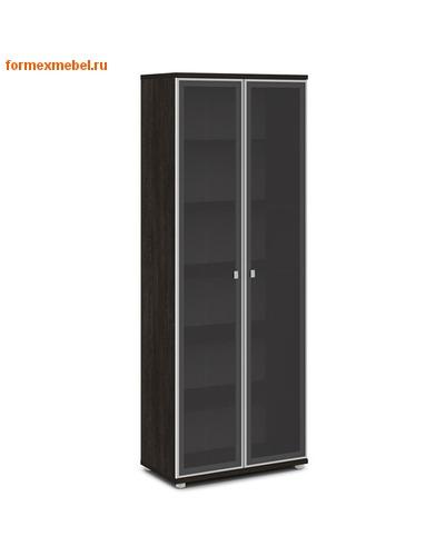 Шкаф для документов ЭКСПРО V -611 высокий со стеклом (фото, вид 3)