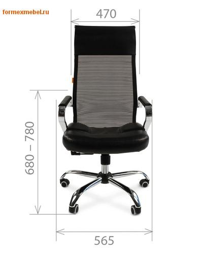 Компьютерное кресло Chairman СН-700 сетка (фото, вид 1)
