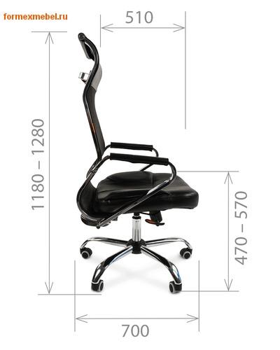 Компьютерное кресло Chairman СН-700 сетка (фото, вид 2)