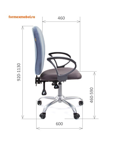 Кресло для отдыха Chairman CH-9801 ergo (фото, вид 3)
