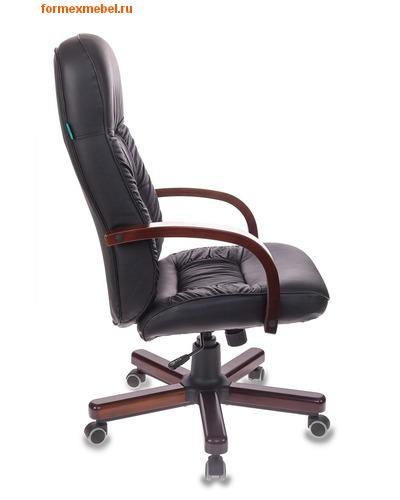 Кресло руководителя Бюрократ T-9908/Walnut (фото, вид 1)