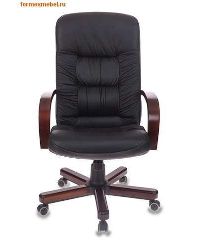 Кресло руководителя Бюрократ T-9908/Walnut (фото, вид 2)