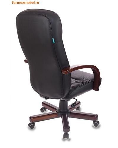 Кресло руководителя Бюрократ T-9908/Walnut (фото, вид 3)