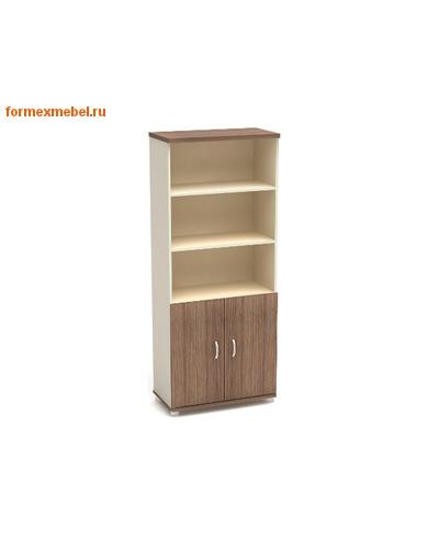 Шкаф для документов К4 широкий полуоткрытый (фото, вид 1)