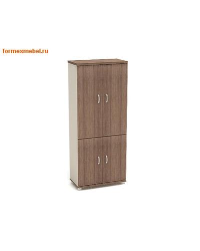 Шкаф для документов К5 закрытый  широкий высокий (фото, вид 1)
