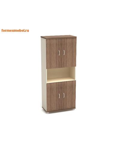 Шкаф для документов К7 широкий высокий с нишей (фото, вид 1)