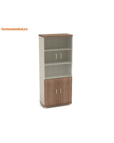 Шкаф для документов К8 со стеклом (фото, вид 1)