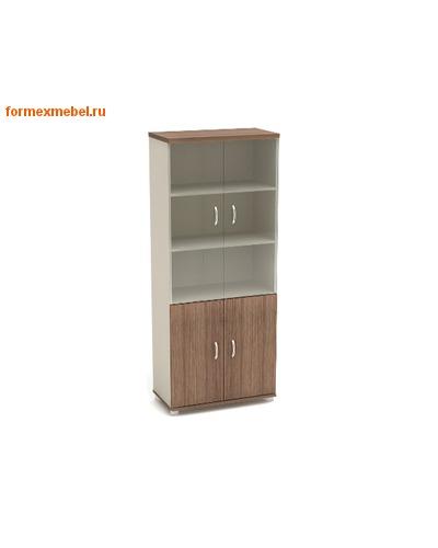 Шкаф для документов Монолит К08 со стеклом (фото, вид 1)