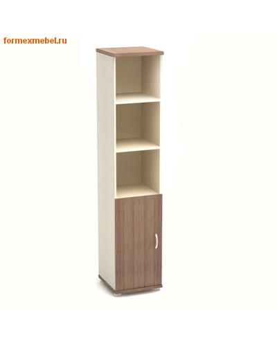 Шкаф для документов К9 узкий полуоткрытый (фото, вид 1)