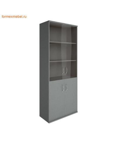 Шкаф для одежды А.СТ-1.2 со стеклом (фото, вид 1)