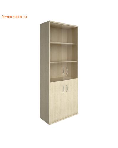 Шкаф для одежды А.СТ-1.2 со стеклом (фото, вид 2)