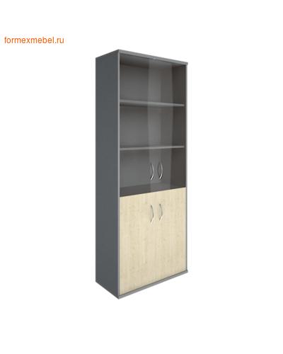 Шкаф для одежды А.СТ-1.2 со стеклом (фото, вид 3)