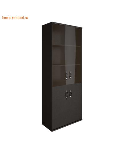 Шкаф для одежды А.СТ-1.2 со стеклом (фото, вид 4)