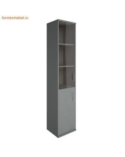 Шкаф для документов А-СУ-1.2 Л/Пр со стеклом (фото, вид 1)