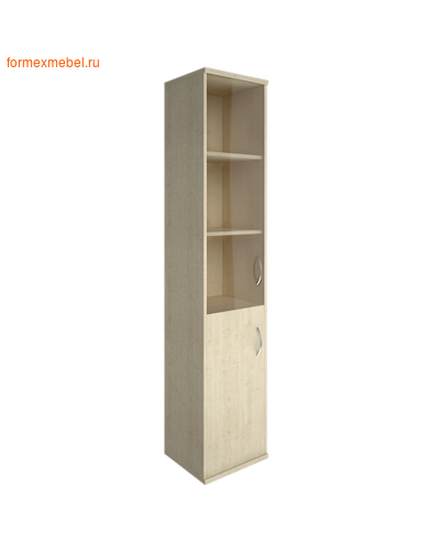 Шкаф для документов А-СУ-1.2 Л/Пр со стеклом (фото, вид 2)
