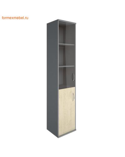 Шкаф для документов А-СУ-1.2 Л/Пр со стеклом (фото, вид 3)
