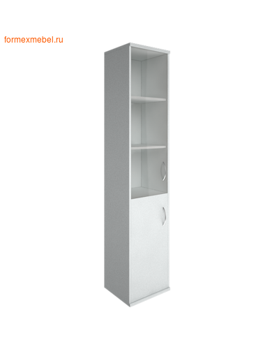 Шкаф для документов А-СУ-1.2 Л/Пр со стеклом (фото, вид 5)