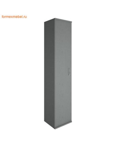 Шкаф для документов А.СУ-1.9 Л/Пр узкий закрытый (фото, вид 1)