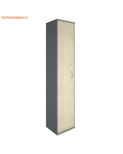 Шкаф для документов А.СУ-1.9 Л/Пр узкий закрытый (фото, вид 3)