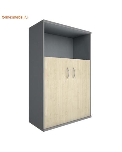 Шкаф для документов А.СТ-2.1 средний , с нишей (фото, вид 3)
