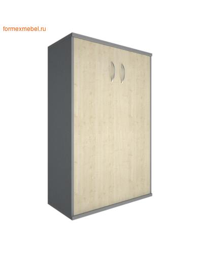 Шкаф для документов А.СТ-2.3 средний широкий закрытый (фото, вид 3)