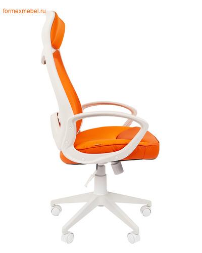 Компьютерное кресло Chairman Ch-840 White (фото, вид 4)