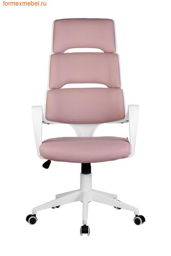 Компьютерное кресло Рива Sakura белый пластик (фото, вид 1)