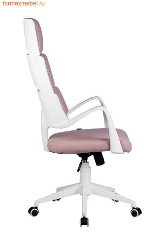 Компьютерное кресло Рива Sakura белый пластик (фото, вид 2)