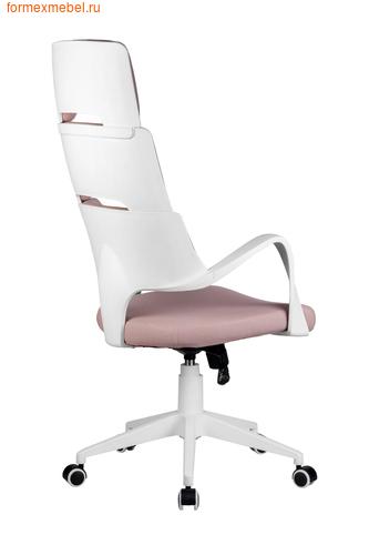 Компьютерное кресло Рива Sakura белый пластик (фото, вид 3)