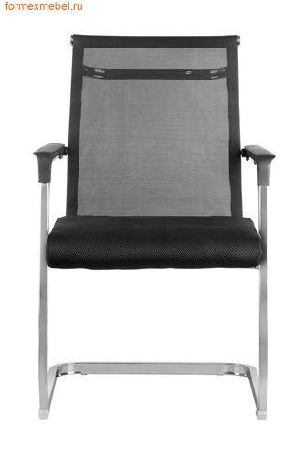 Кресло для посетителей офисное Рива D801E (фото, вид 1)