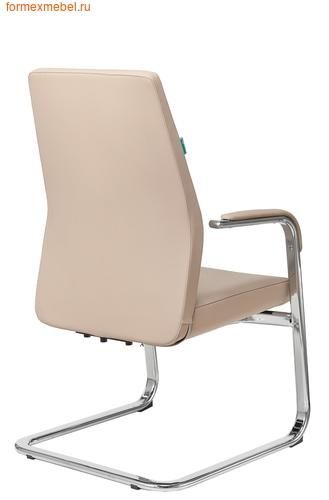 Кресло для посетителей офисное Бюрократ JONS-Low-V (фото, вид 1)