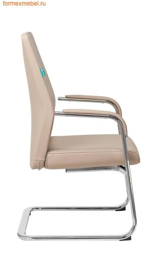 Кресло для посетителей офисное Бюрократ JONS-Low-V (фото, вид 2)