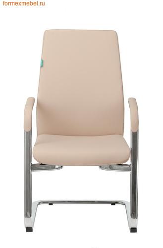 Кресло для посетителей офисное Бюрократ JONS-Low-V (фото, вид 3)