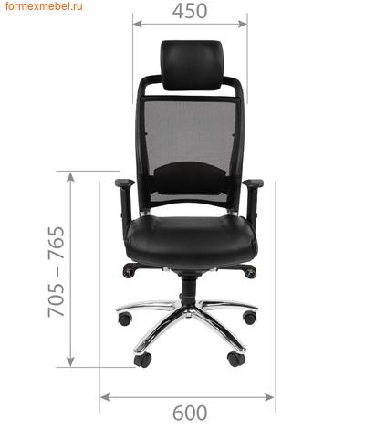 Компьютерное кресло Chairman CH Ergo 281 (фото, вид 2)