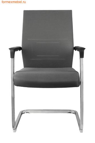 Кресло для посетителей офисное Рива D818 (фото, вид 1)