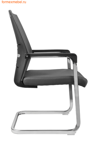 Кресло для посетителей офисное Рива D818 (фото, вид 2)