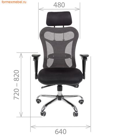 Компьютерное кресло Chairman CH-769 (фото, вид 1)