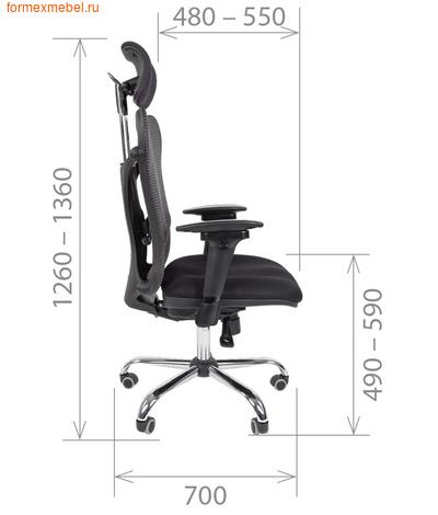 Компьютерное кресло Chairman CH-769 (фото, вид 2)