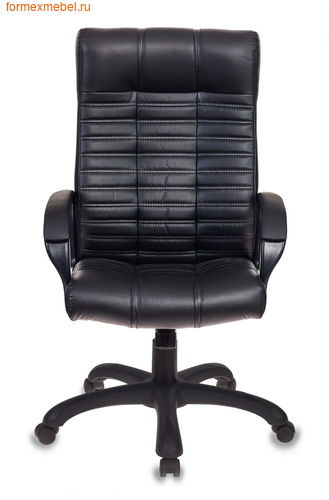 Кресло руководителя Бюрократ KB-10/Black (фото, вид 1)