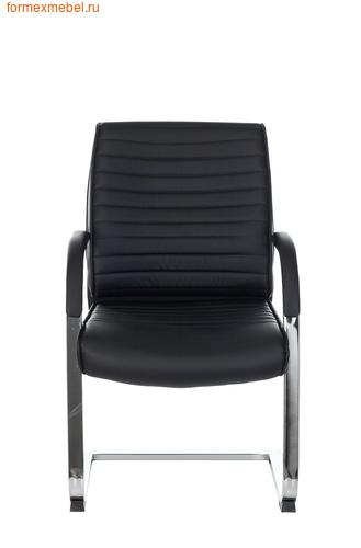 Кресло для посетителей офисное Бюрократ T-8010N-Low-V (фото, вид 3)
