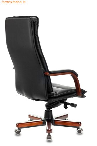 Кресло руководителя Бюрократ T-9927Walnut (фото, вид 2)