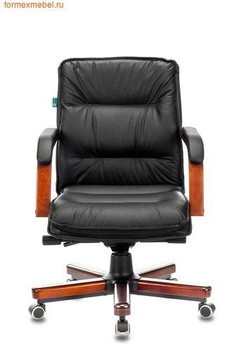 Кресло руководителя Бюрократ T-9927WALNUT-Low (фото, вид 1)